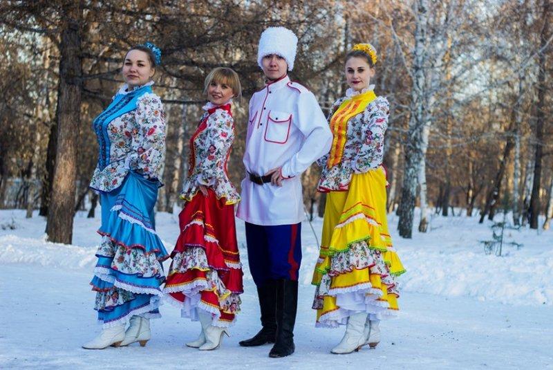 Вокальный ансамбль «Аист»